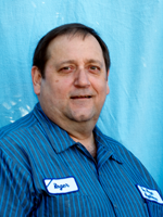 Roger Boucher Service Manager, Owner De Anza Appliance